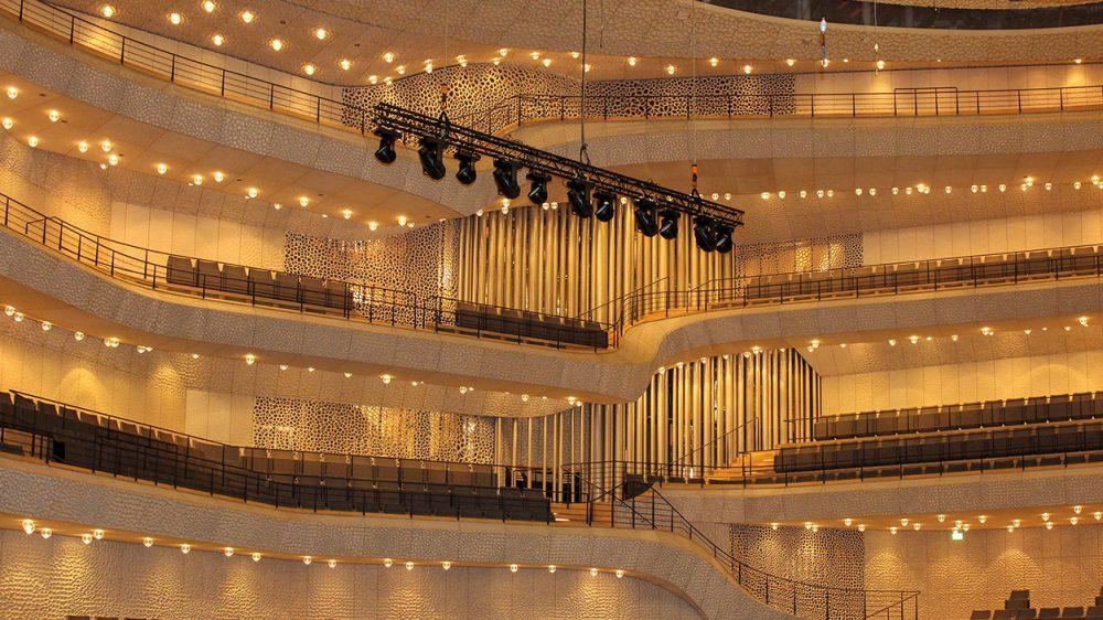 Sauberer Konzertgenuss in der Elbphilharmonie