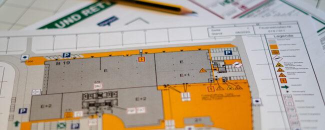 Brandschutz mit Piepenbrock - Immobilien optimal absichern