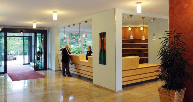 Empfangs- und Schließdienste im Augustinum Bad Soden