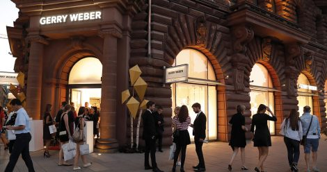 Gerry Weber Store Eröffnung in Hamburg