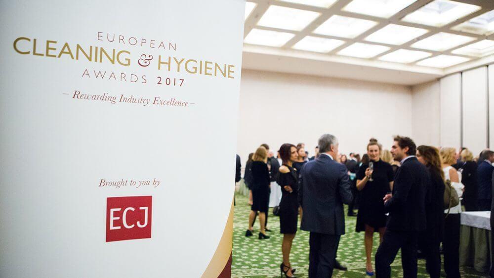 Piepenbrock war bei den European Cleaning & Hygiene Awards für seine Ökologische Gebäudereinigung unter den Nominierten.