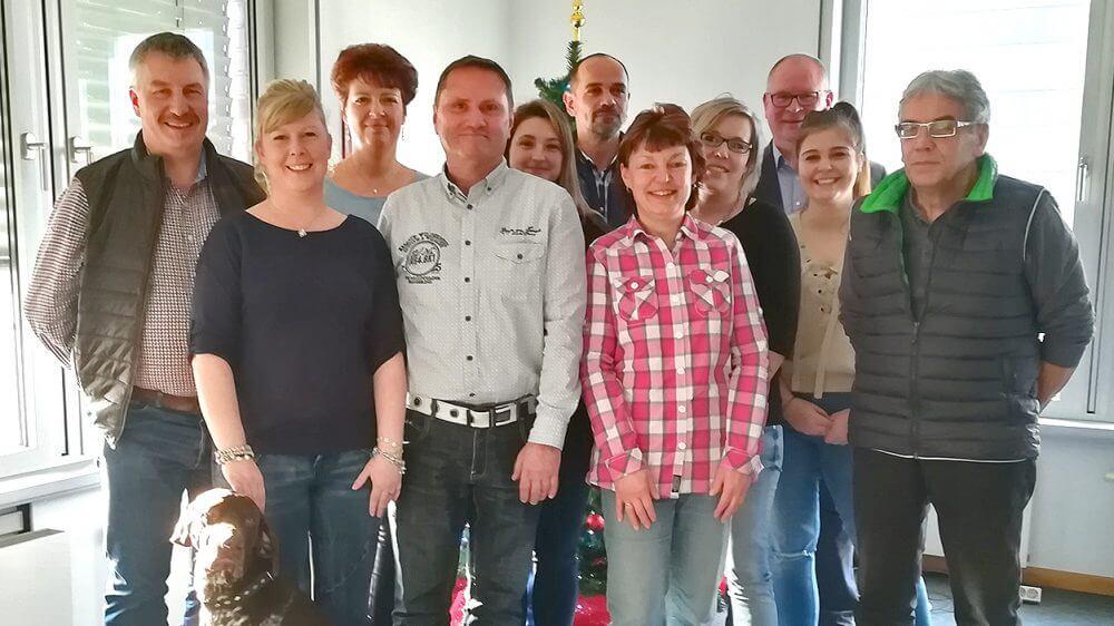 Das Team der Niederlassung Leipzig.