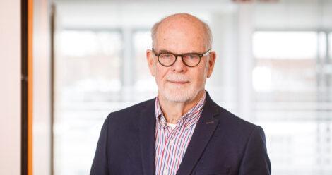 Dr. Axel Berger Portraitfoto