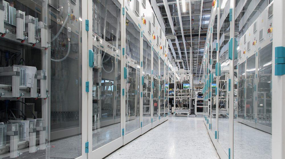 Siemens-Industriepark: Infrastrukturelles Facility Management auf 285000 Quadratmetern