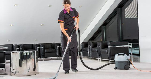 Die tagesbegleitende Reinigung wird noch stärker in den Fokus rücken.