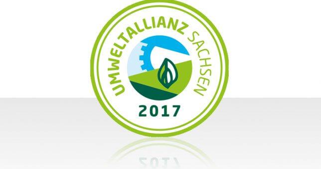 Piepenbrock wurde erneut als Partner der sächsischen Umweltallianz ausgezeichnet.