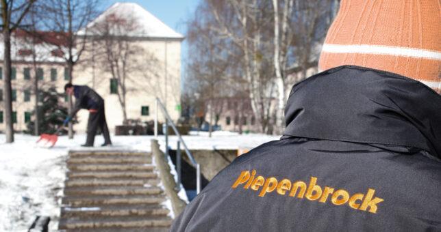 Winterdienst von Piepenbrock
